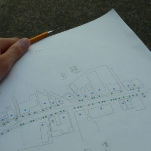 2007<br />代官山インスタレーション