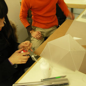 2007<br />ロンドン国際交流ワークショップ with Chelsea College of Art and Design