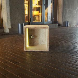 2014<br />建築とアートの横断 <span>– 個の恊働による独創的関係性が生まれる空間の提案 –</span>