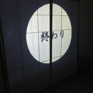 竹田 有花|TAKEDA Yuka<br />障子の向こう側