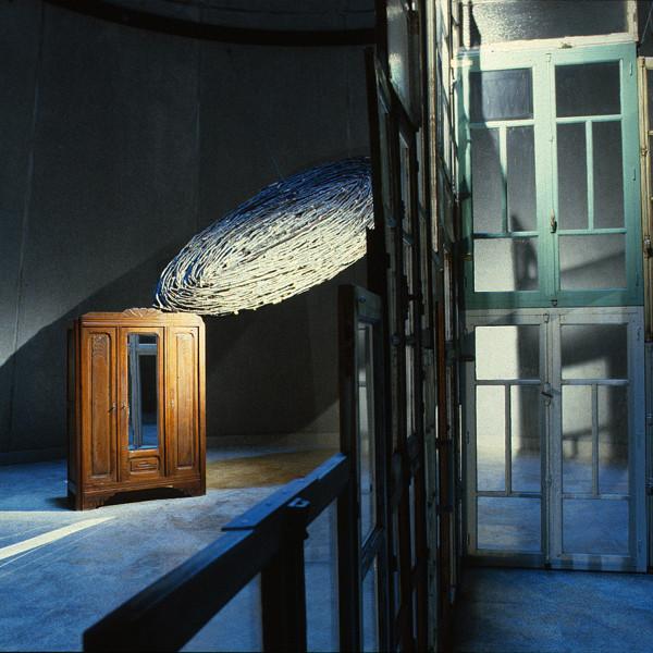 寓意劇 | MORALPLAY<br /> 1990<br /> ヴァシィビエール現代センター(リモージュ・フランス)