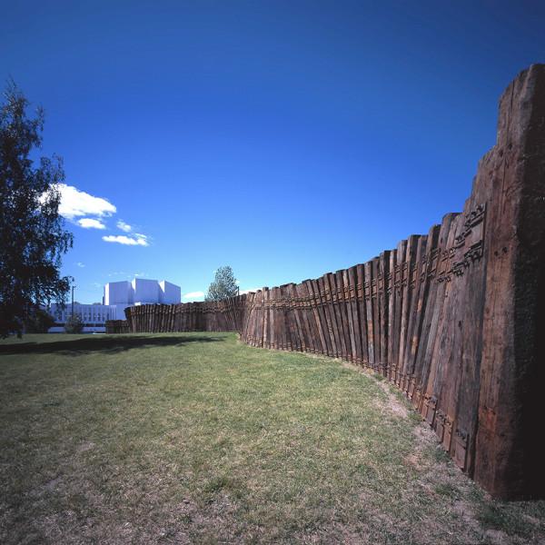 揺れ動く境界 |  SHIFTING BOUNDARY<br /> 2000<br /> ヘルシンキ・テ―レ湾(ヘルシンキ・フィンランド)