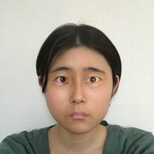 金丸 茜|KANEMARU Akane<br />08_2020/06/06_「金丸茜」
