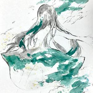青山 優衣|AOYAMA Yui<br />09_2020/06/07_装飾