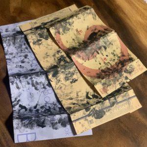 加藤 麻那|KATOU Maya<br />10_2020/06/10_ブックカバーという名の救世主