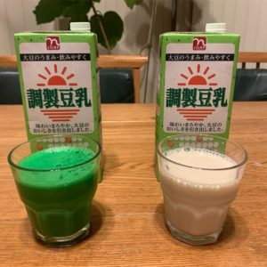 加藤 麻那|KATOU Maya<br />11_2020/06/11_男性用の豆乳-02
