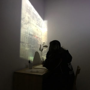 小林 真結子|KOBAYASHI Mayuko<br />東京を漂う