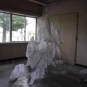 柚木 海音 YUNOKI Kanon<br />神経wall