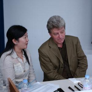 2008<br />エドワード・アーリントン特別講義