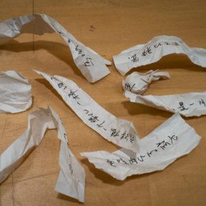 セン セイブン|SEN Seibun<br />03_20210427_森に詩の雨